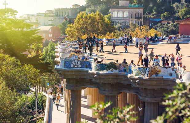 Barcelone European Best Destinations - Copyright Belyay