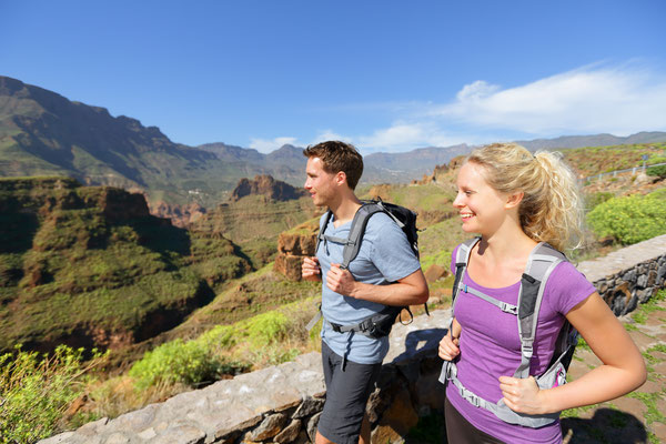 Gran Canaria - European Best Destinations - Hiking in Gran Canaria Copyright Maridav