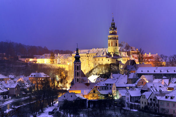 Best Christmas Markets in Europe - Cesky Krumlov Christmas Market - Copyrigth  © Town Český Krumlov_Photo Lubor Mrázek  - European Best Destinations