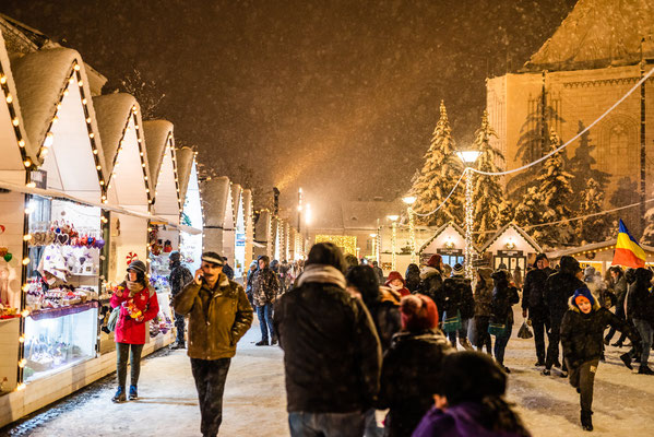 Cluj-Napoca Christmas Markets - Best Christmas Markets in Europe - European Best Destinations