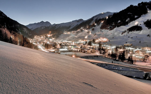Sankt Amton am Arlberg - European Best Ski Resorts - Copyright TVB St Anton - Wolfgang Burger