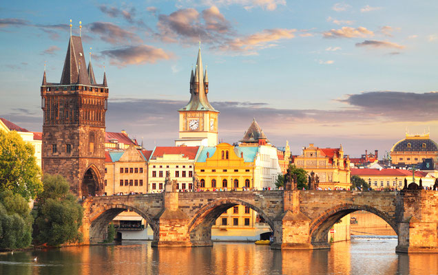 Charles Bridge by TTstudio - shutterstock