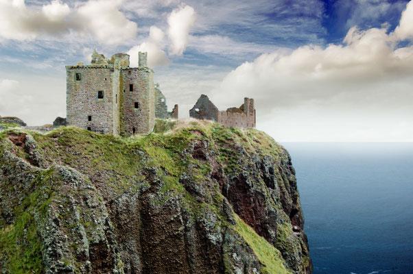 Dunnotar castle, Stonehaven, Scotland Copyright  Simonas Vaikasas