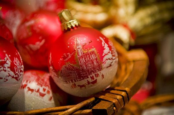Strasbourg Christmas Market - Copyright Strasbourg Tourisme