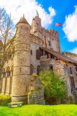 Ghent Castle copyright Nataliya Nazarova