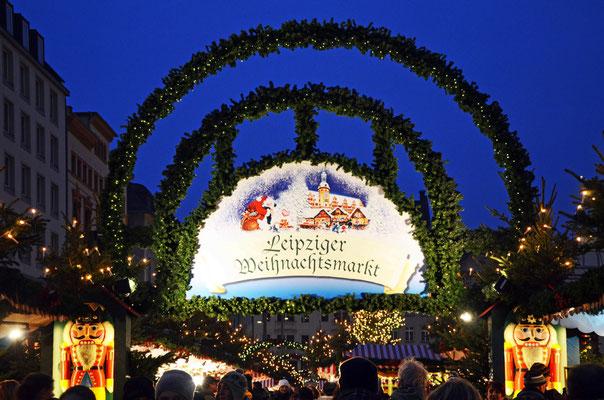 Leipzig Christmas Market - Copyright Andreas Schmidt