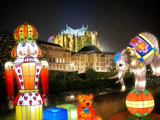 Christmas in Metz, France - Copyright © Benoit Lapray -Justin Pix - Office de Tourisme de Metz