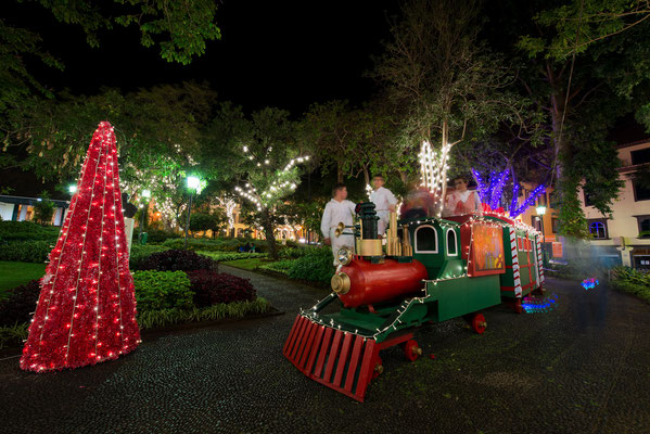Christmas in Funchal, Madeira - Copyright Visit Madeira