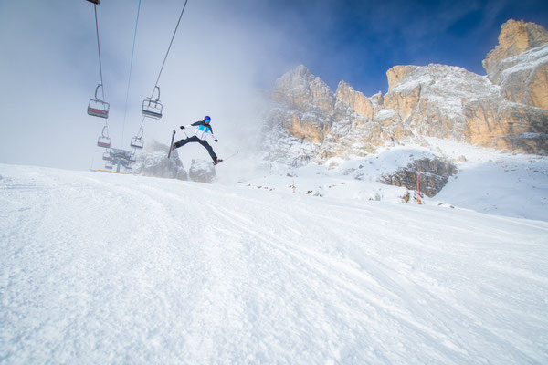 Best ski resorts in Europe Cortina d'Ampezzo - Copyright www.alefaedda.com