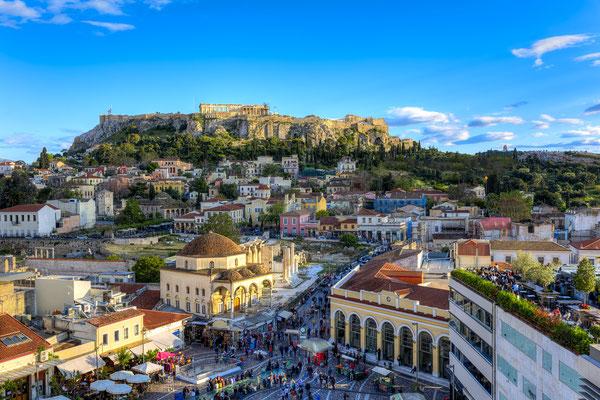 Athens, Greece © Anastasios71 / shutterstock.com
