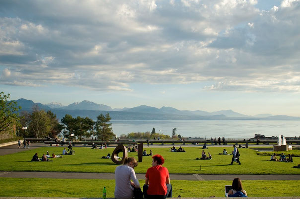 Lausanne - European Best Destinations - copyright Mano