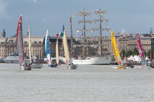 Bordeaux - Solitaire du Figaro - Credit Steve Le Clech - European Best Destinations