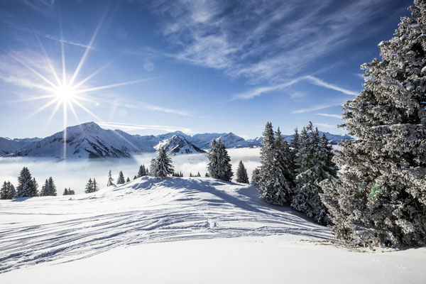 Gstaad European Best Ski Resorts © gstaad.ch