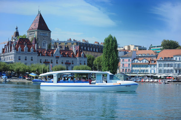 Lausanne - European Best Destinations - copyright Laurent Ryser