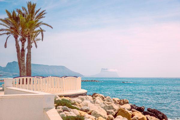 Calpe European Best Destinations - Best Destinations to visit in Spain - Copyright Veja