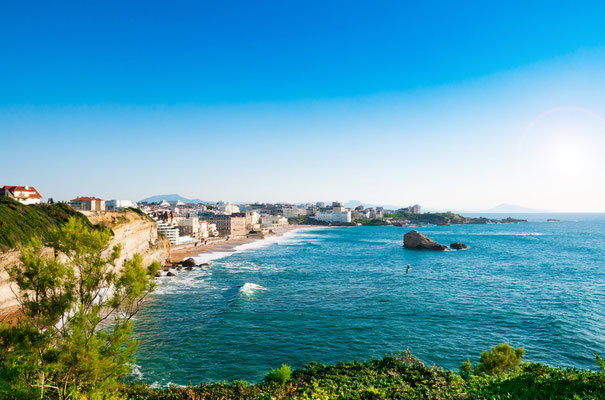 Biarritz European Best Destinations Copyright Alexander Demyanenko 2