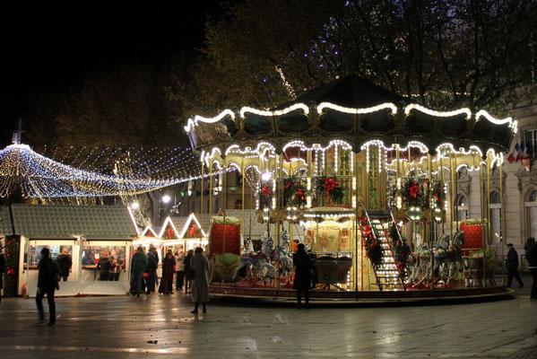 Avignon Christmas Market - Copryight Avignon Tourisme