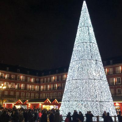 Madrid Christmas Market - Copyright Navidad Plaza Mayor