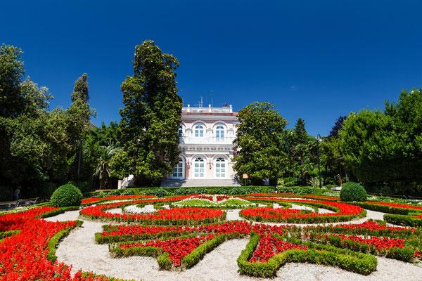Villa Angiolina in Opatija by anshar