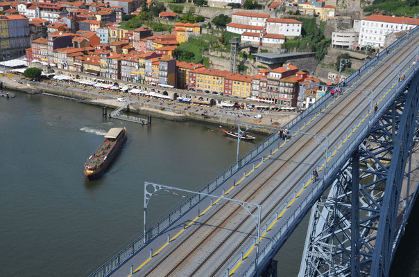 Miradouro da Serra do Pilar, Porto © European Best Destinations