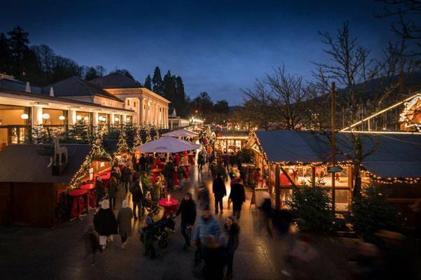 Baden Baden Christmas Market  - Copyright © Baden-Baden Kur & Tourismus GmbH