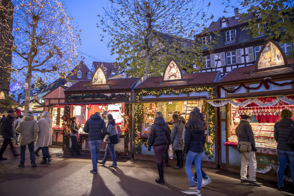 Colmar Christmas Market - Best Christmas Market in Europe - Copyright Colmar Tourisme Office