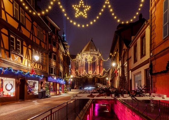 Colmar Christmas market - By kavalenkau