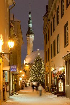 Tallinn Christmas Market Copyright VisitTallinn