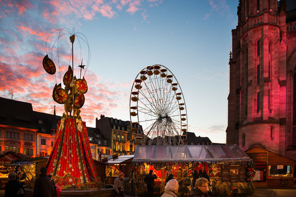 Best Christmas Market in France - Mulhouse Christmas Market - Copyright Tourisme Mulhouse
