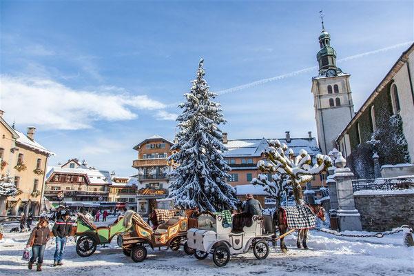 Best Ski resorts in Europe - Megève - Copyright Megève tourisme - Simon Garnier