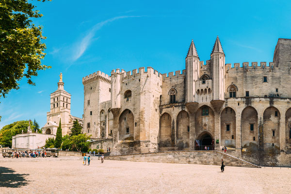 Avignon European Best Destinations - Copyright Grisha Bruev