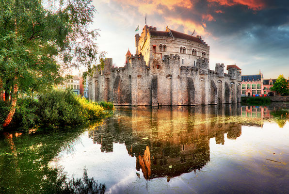 Ghent Castle copyright TTstudio