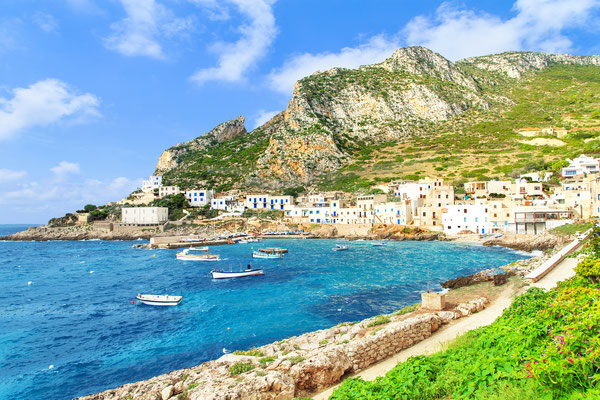 Sicily - European Best Destinations - Levanzo Island in Sicily - Copyright  Krzyzak