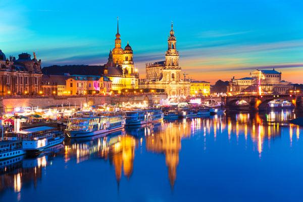 Dresden - European Best Destinations Copyright Scanrail1
