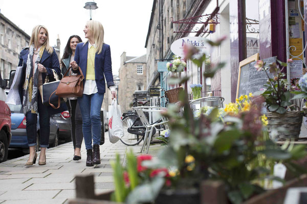 Edinburgh - European Best Destinations - Copyright Edinburgh Marketing