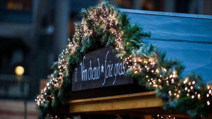 Louvain-la-Neuve Christmas market, Belgium - Copyright louvainlaneige.be