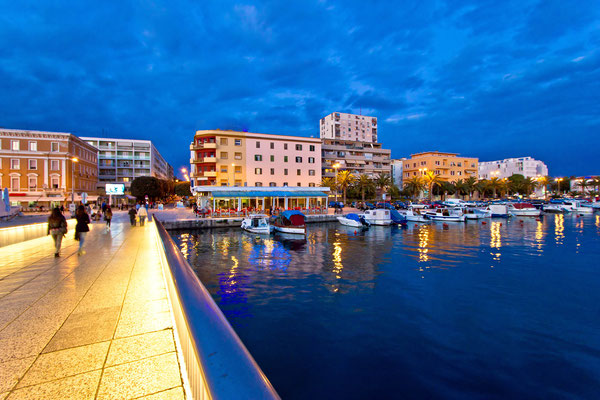 Zadar, Dalmatia, Croatia - Copyright xbrchx
