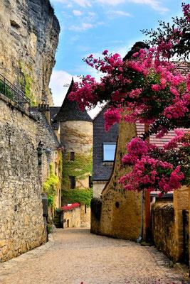 Dordogne medieval tower copyright JeniFoto