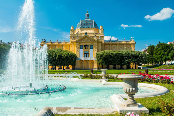 Zagreb European Best Destinations - Copyright  iascic