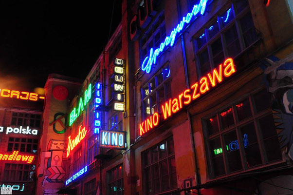 Wroclaw European Best Destinations - Neon Side Gallery - Copyright Neonow