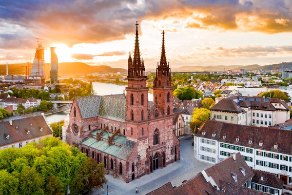 Basel - Best Destinations to visit in Europe - Copyright Loic Lagarde