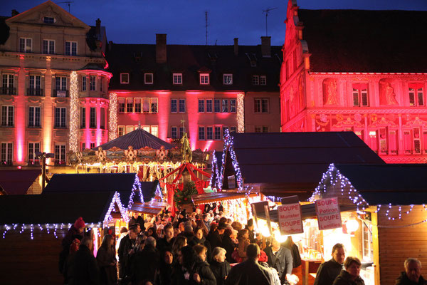 Mulhouse Christmas Market - Copyright Tourisme Mulhouse