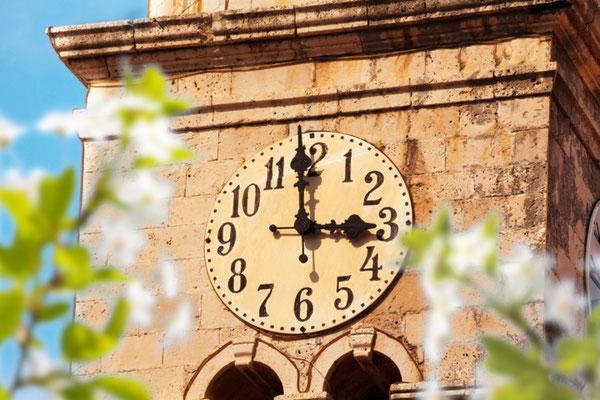 Cavtat Clock Tower copyright  Sergey Novikov