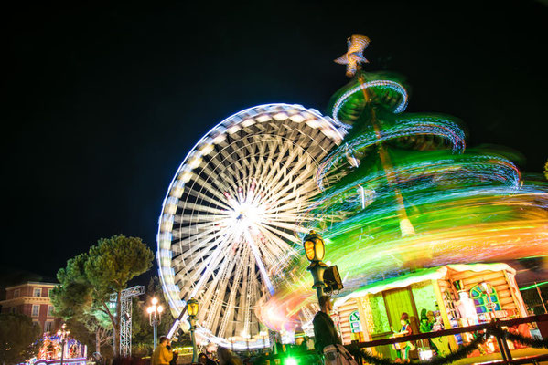 Best Christmas Markets in Europe - Nice Christmas Market - Copyright OTC Nice - European Best Destinations