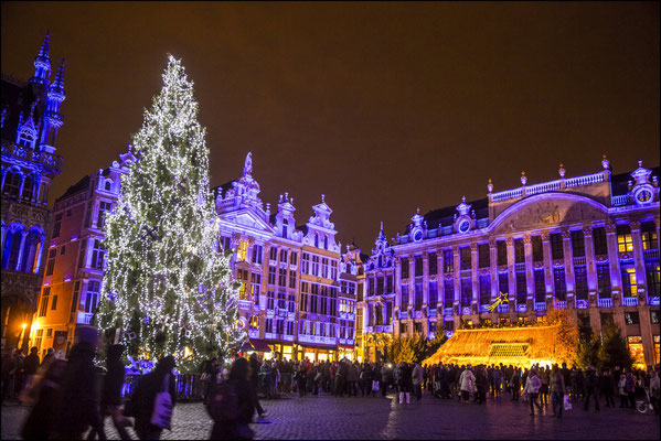 Brussels Christmas Market 2018 Dates Hotels Things To