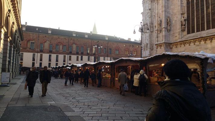 Milan Christmas Market - European Best Christmas Market - European Best Destinations - Copyright Letizia San Giorgio - Milano Turismo