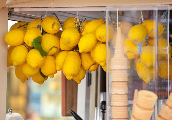 Capri - European Best Destinations - Lemon ice Cream in Capri - Copyright Antonio Gravante