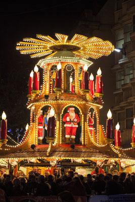 Best Christmas Markets in the UK  - Birmingham Christmas Market Copyright Visit Birmingham