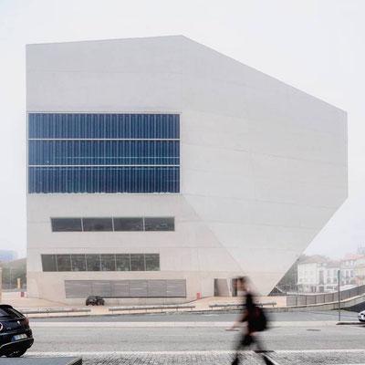 Casa da Musica, Porto, Portugal © Casa da Música/Alexandre Delmar