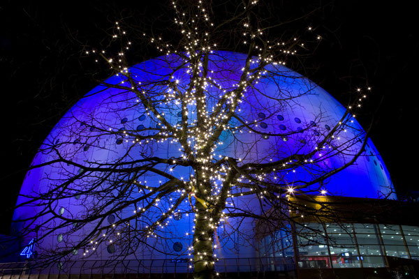Christmas decoration in Stockholm - Copyright Yanan_Li / Visit Stockholm